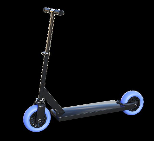 Roller, Children Scooter, Locomotion, Classic
