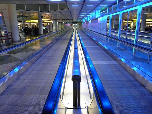 Moving Walkway, Roller Platform, Treadmill