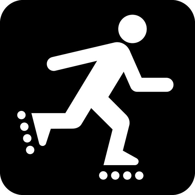 Inline Skating, Skating, Roller-skating, Sports
