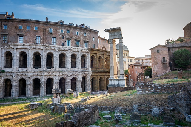 Rome, Roma, Italy, Travel, Colosseum, Europe, Ancient