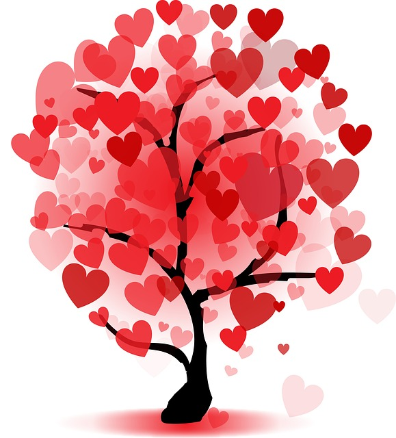 Love, Romance, Nature, Leaf, Desktop, Heart, Valentine