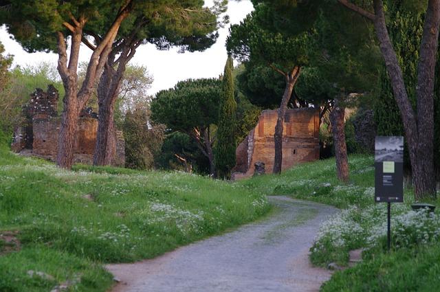 Appia, Antica, Rome
