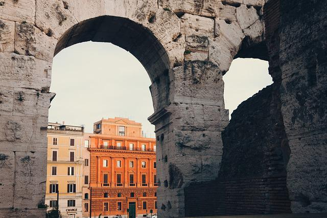 Rome, Colosseum, Gladiatorial Games, Italy, Romans