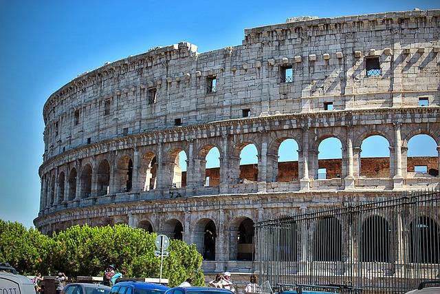 Colosseum, Rome, Tourism, History, Italy, Roman