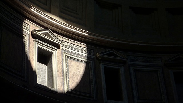 Pantheon, Rome, Italy, Architecture, Building, Landmark