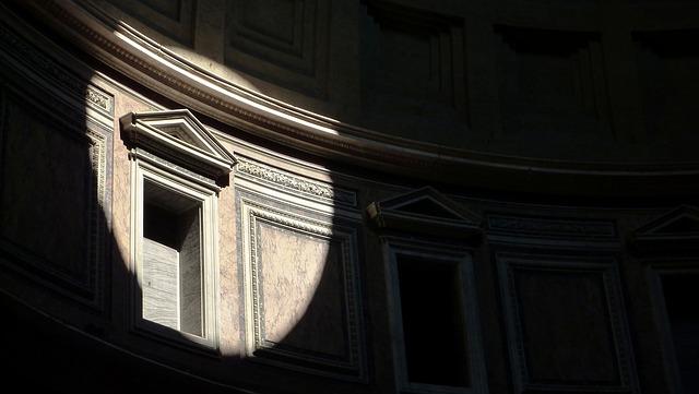 Pantheon, Rome, Italy, Architecture, Building, Landmark