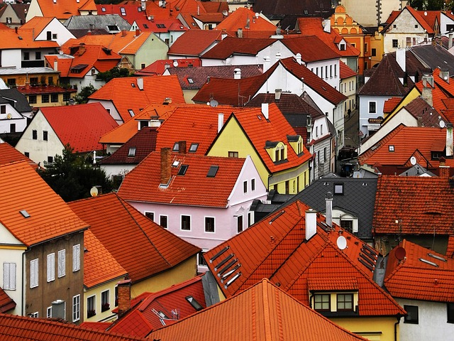 City, Roof, House, Houses, Old Town View, Architecture
