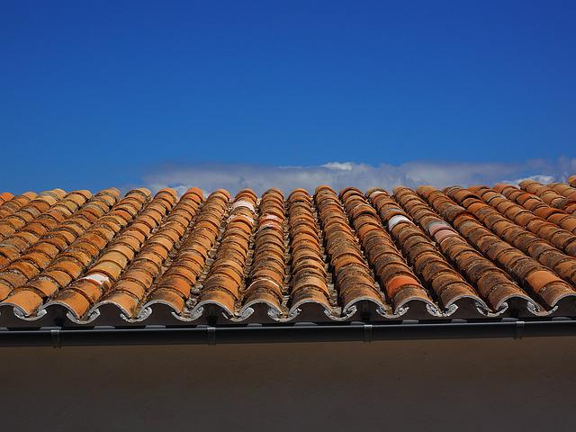 Roof, Roofing, Flat Roof, Red, House Roof, Tile