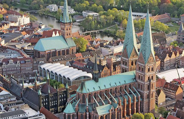 City, Travel, Architecture, Roof, Urban Landscape