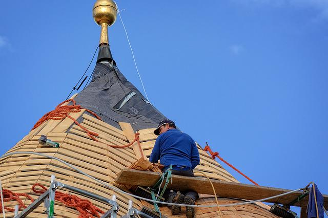 Work, Craft, Roofers, Roof Work, Shingle, Roofing
