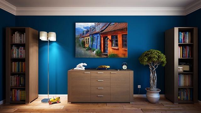 Wall, Furniture, Design, Apartment, Room
