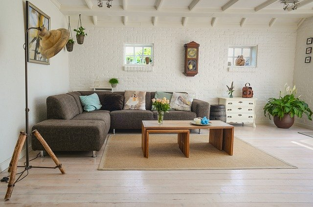 Living Room, Couch, Interior, Room