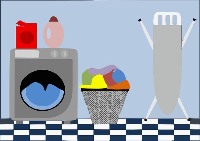 Washhouse, Laundry, House, Room, Washing, Rooms
