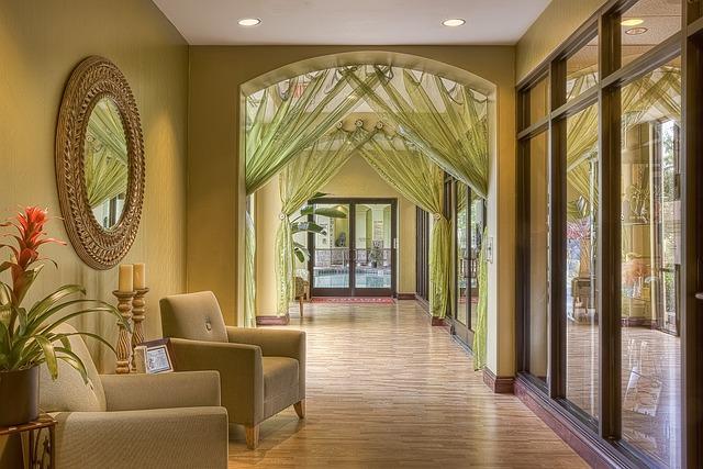Hotel, Architectural, Tourism, Travel, Decoration, Room