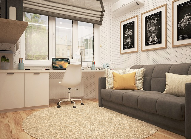 Baby Boy, Interior, Room, Within, Lamp, Furniture