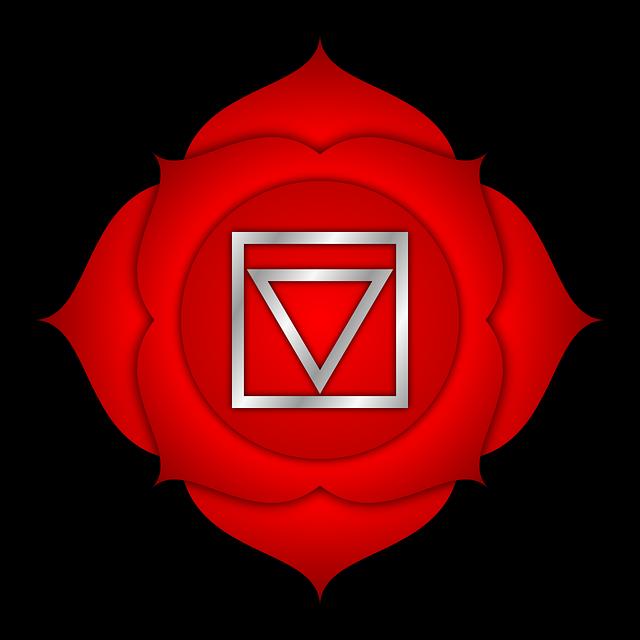 Root, Chakra, Energy, Chi, Spiritual