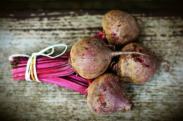 Beetroot, Vegetables, Beets, Root Vegetables, Food, Bio