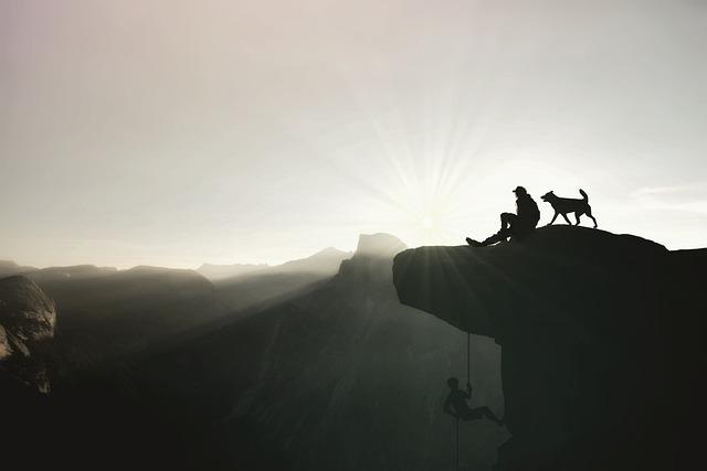 Mountaineer, Climb, Mountaineering, Climber, Rope