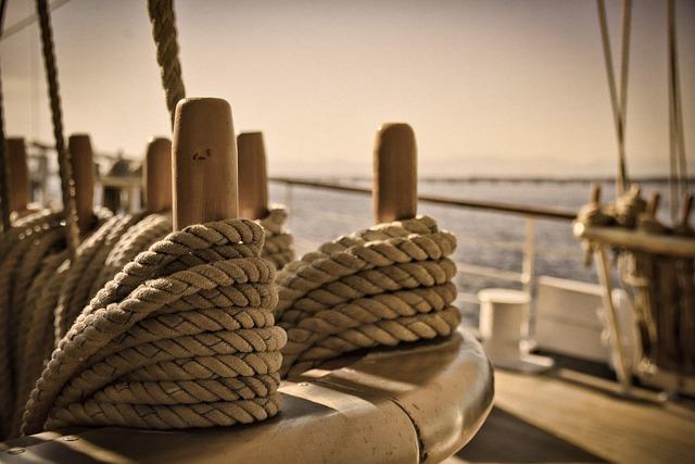 Knots, Sea, Rope, Nautical, Ocean, Marine, Sailing