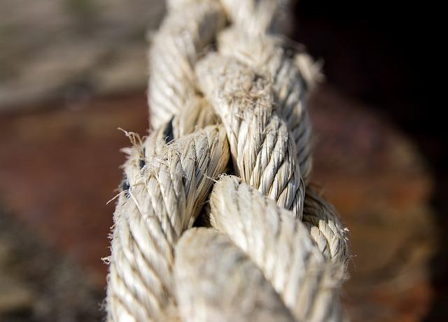 Ship Traffic Jams, Woven, Rope, Knitting, Dew, Ship