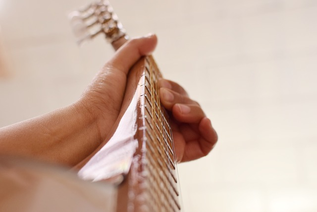 Guitar, Touch, Instrument, Guitarist, Ropes, Music