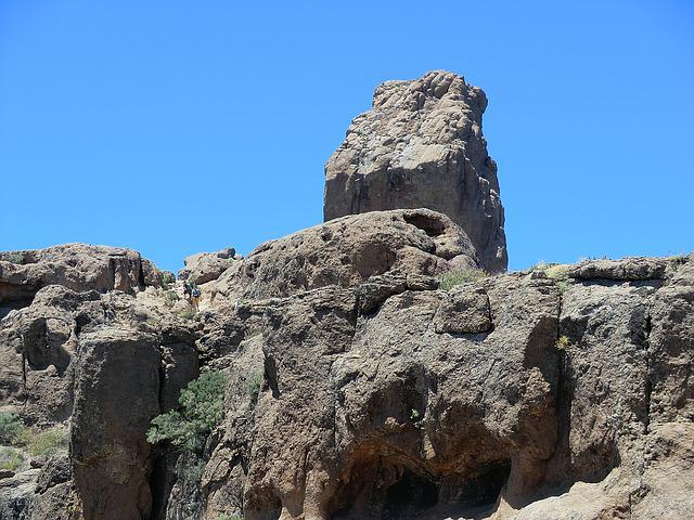 Roque Nublo, Mountain, Volcano, Canary Islands