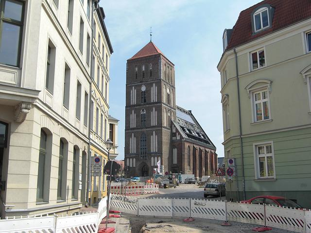 Nikolai Church, Rostock, Hanseatic League