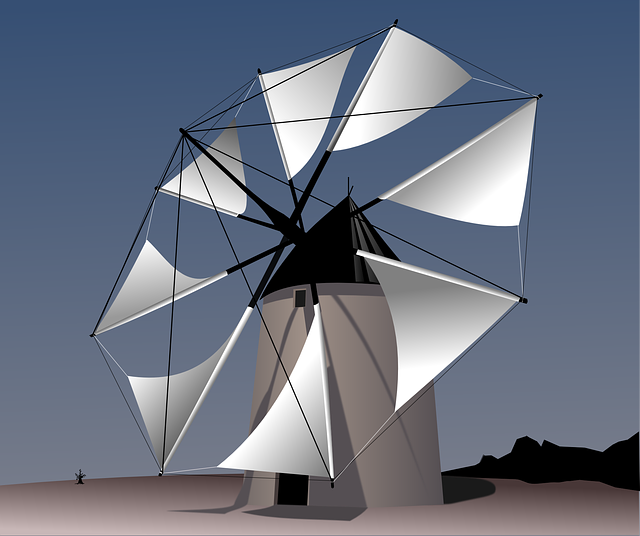 Windmill, Wind, Machine, Energy, Wind Energy, Rotation