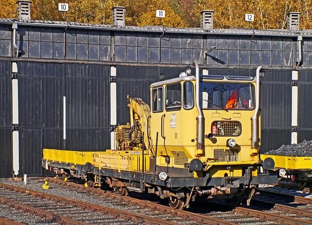 Construction Train, Rotten Cars, Db