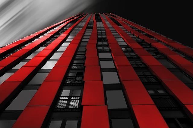 Building, Rotterdam, Architecture, Holland, Netherlands