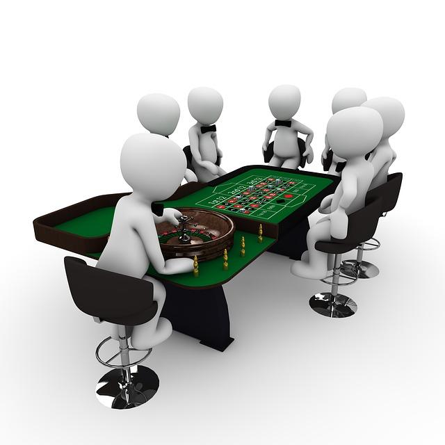 Roulette, Play, Gambling, Casino, Game Bank, Profit