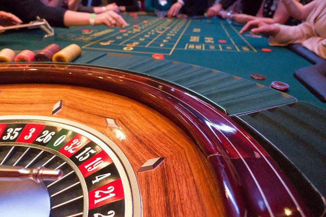 Game Bank, Use, Jeton, Place, Roulette, Roulette Wheel