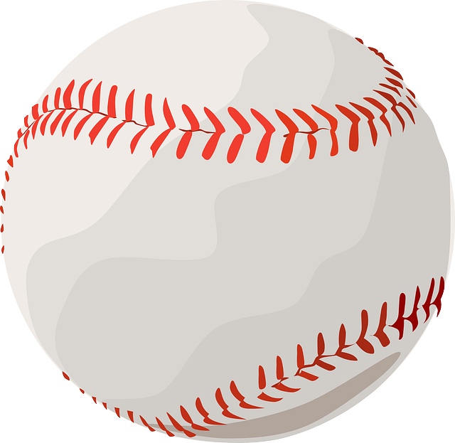 Baseball, Ball, Sport, Round, Sewed, Stitches