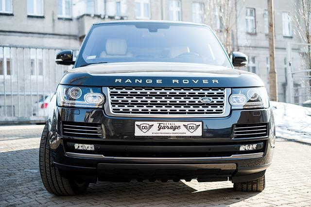 Range Rover, Car, Truck, Range, Rover, Vehicle, Land