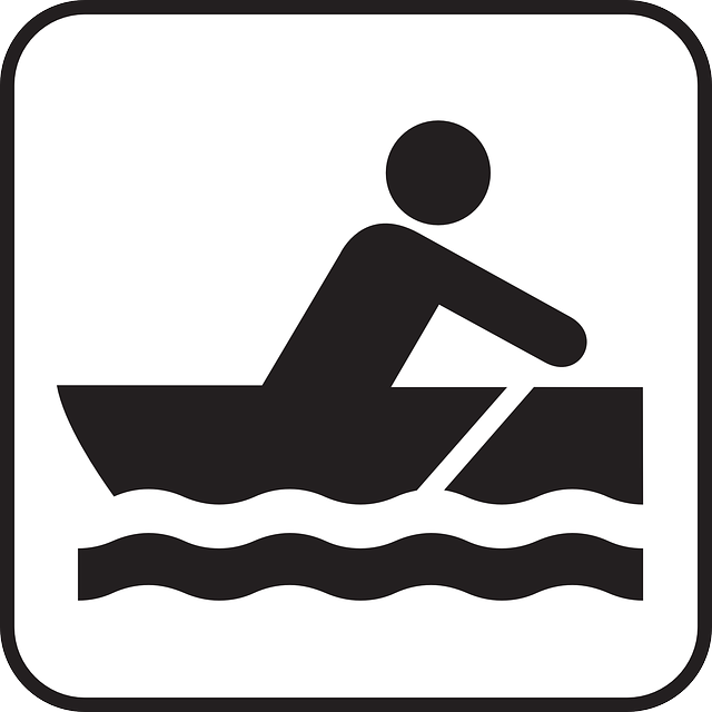 Rowboat, Skiff, Rowing, Rowing Boat, Water Sports
