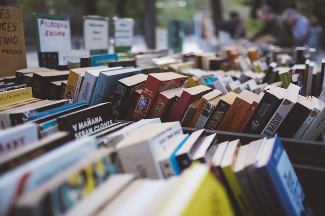 Arranged, Books, Bookshop, Bookstore, Collection, Rows