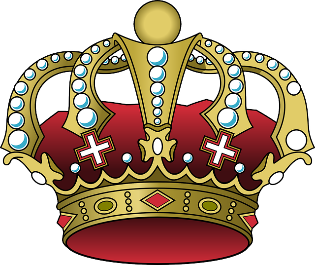 Crown, King, Emperor, Royal, Royalty, Headgear, Ruler