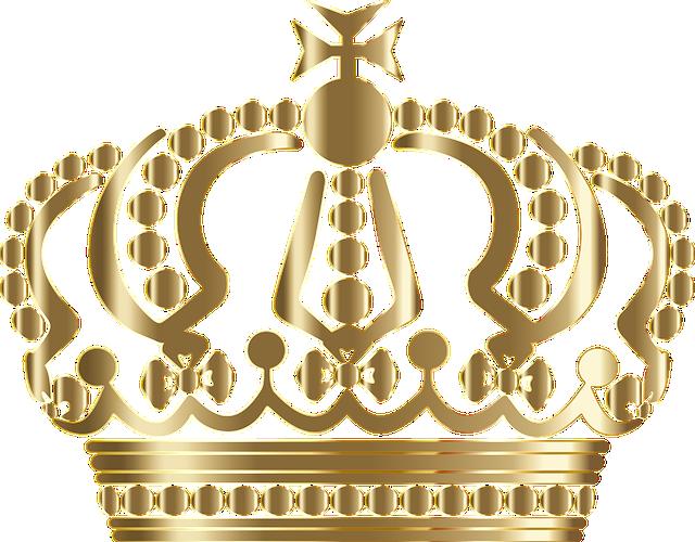 German, Crown, Royal, King, Queen, Royalty, Head