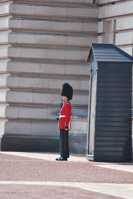 Guard, Royal, Buckingham, Palace