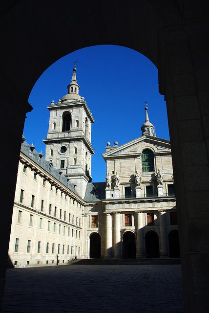 Spain, El Escorial, Palace, Royal Residence, History