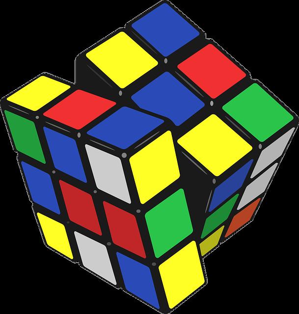 Rubik's Cube, Cube, Puzzle, Colors, Game, Rubik
