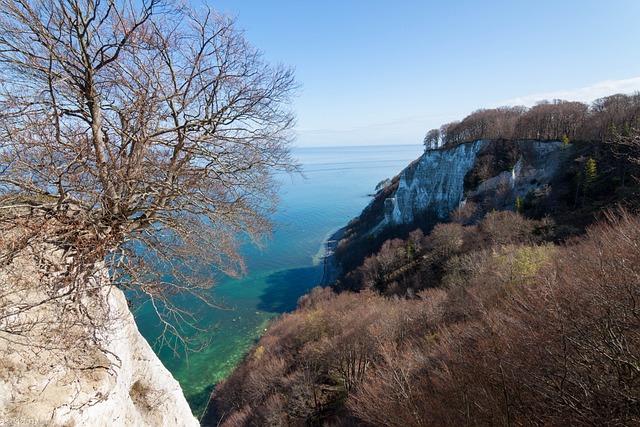 Königstuhl, White Cliffs, Rügen