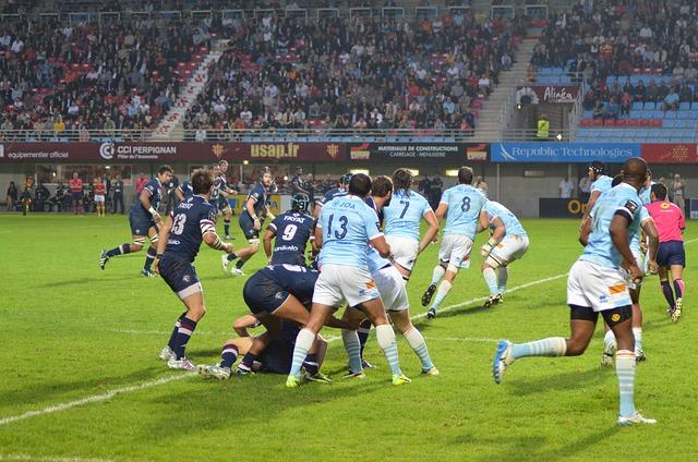 Usap, Rugby, Perpignan