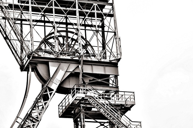 Bill, Mining, Industrial Heritage, Ruhr Area, Industry