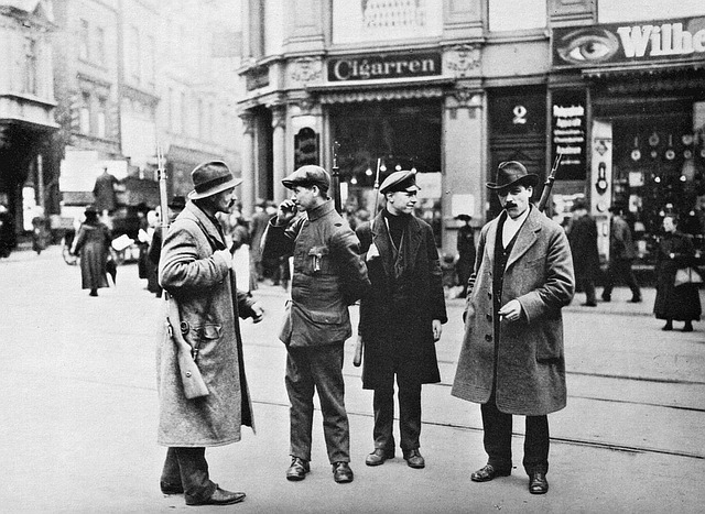 Members Of The Red Army, Dortmund, Ruhr, History