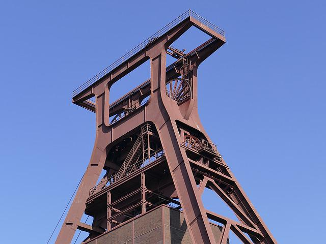 Bill, Zollverein, Eat, Headframe, Carbon, Ruhr Museum