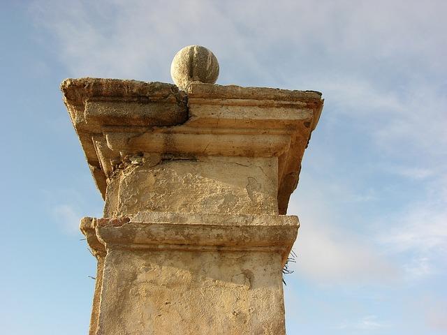 Brozas, Cáceres, Ruin