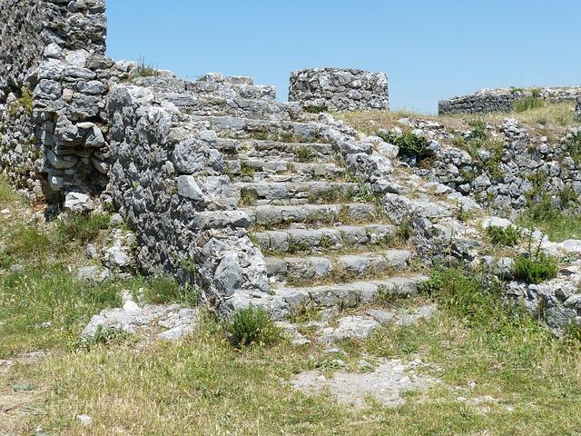 Albania, Castle, Ruin, Shkodër, Balkan, Fortress