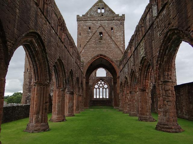 Ruin, Church, Chapel, Building, Historical