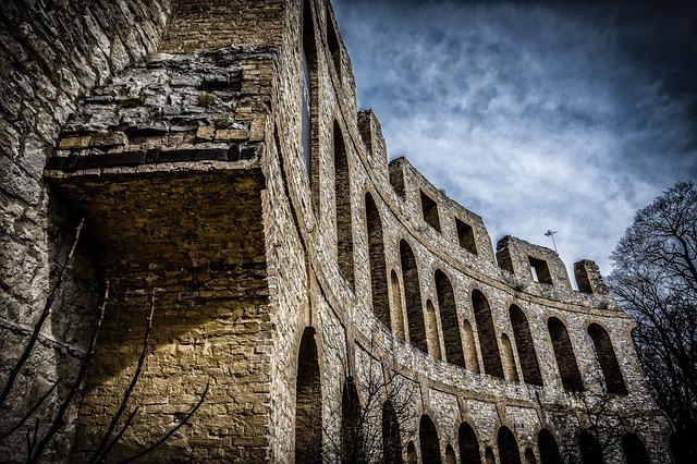 Architecture, Old, Antiquity, Building, Ruins